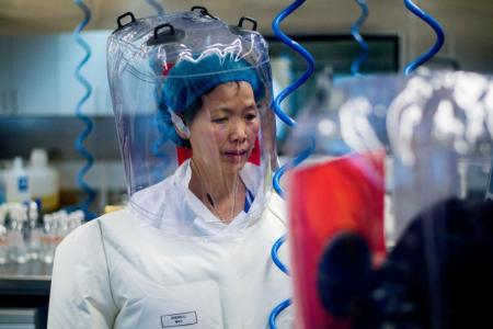 Chinese scientist at heart of Covid controversy denies lab leak theory