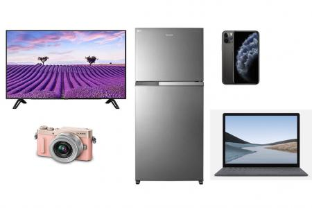 Grab Harvey Norman Factory Outlet's Top 50 clearance deals this week