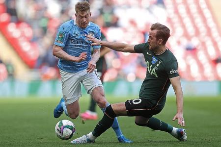 Harry Kane's future adds intrigue to Spurs-Man City EPL opener