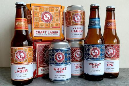 Chalking up awards, putting home-grown brew on the map