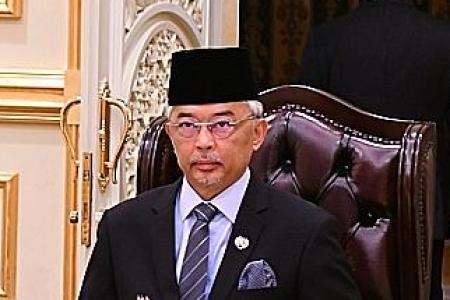 Malaysia's King says Parliament should reconvene as soon as possible