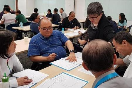 Mature workers must upgrade skills to find jobs