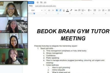 """A """"brain gym"""" for students from lower-income families"""
