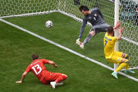 Euro 2020: Ukraine end six-match Euros losing run