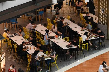 Dining in allowed from June 21 but only in groups of 2