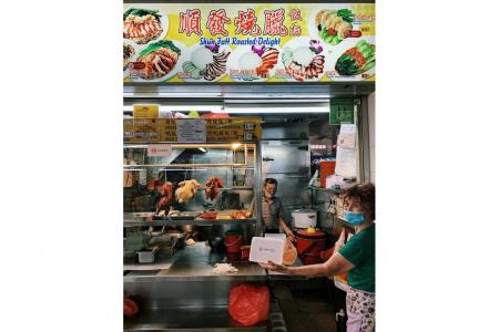 Group buys on the rise to support hawkers during dine-in ban