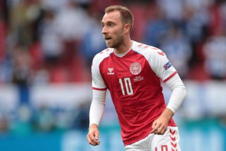 Euro 2020: Christian Eriksen discharged from hospital after 'successful operation'