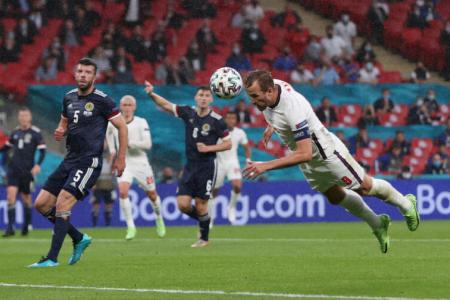 Euro 2020: Southgate urges patience after England's 0-0 draw with Scotland