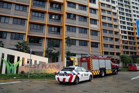 Family flees Bukit Batok flat after PMD explodes in children's bedroom