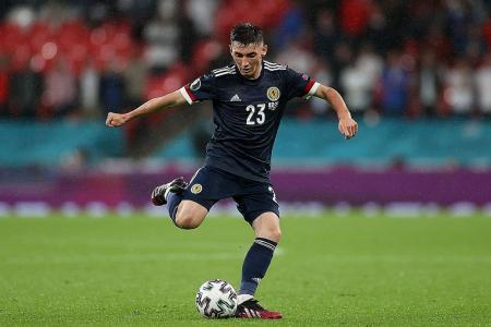 Euro 2020: Scotland hit by Billy Gilmour's positive Covid-19 diagnosis