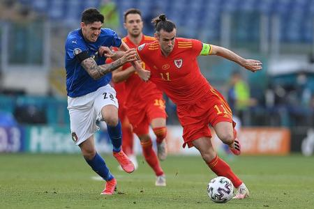 Euro 2020: Mark Hughes upbeat about Wales' last-16 chances