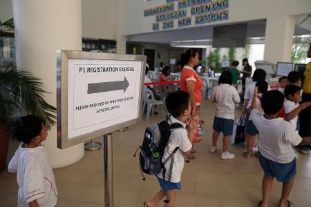 Making P1 registration easier key to making it fairer: Study