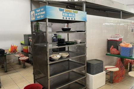 4,500 diners reminded to return trays as dining in resumes