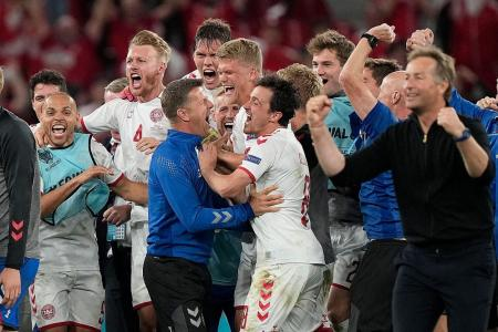 Great Danes deliver Euro 2020's greatest moment: Neil Humphreys