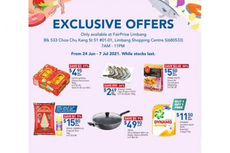 FairPrice expands at Limbang Shopping Centre with store opening deals