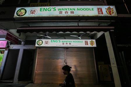 Eng's Wantan Noodle allowed to reopen today after suspension