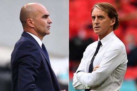 Rivalry renewed for Martinez, Mancini: Richard Buxton
