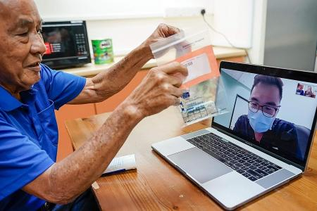 Over half of seniors polled unlikely to use telemedicine