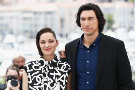 Sparks fly as musical film Annette geeks out Cannes