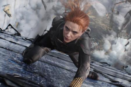 Scarlett Johansson digs deep, goes all out for Black Widow