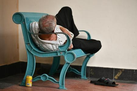Suicide rate among seniors hits 29-year high last year: SOS