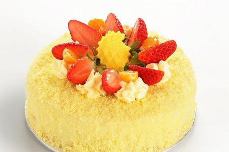 Enjoy TNP Reader's Special Deal on Mao Shan Wang durian, cheesecake