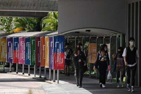 Better teaching of life skills in polytechnics and ITE on the way