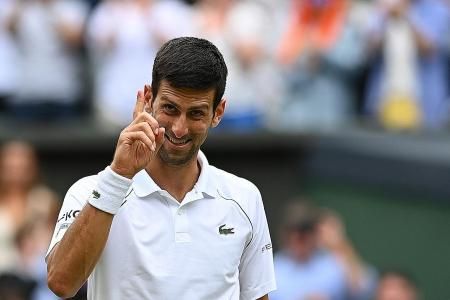 Djokovic: I'm the best, but will let others decide if I'm the G.O.A.T.