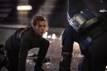 Black Widow debuts with US$80m in theatres, US$60m on Disney+