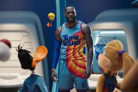 LeBron James nervous about Space Jam sequel