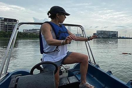 Olympics: Singapore's Joan Poh revels in rowing against the currents