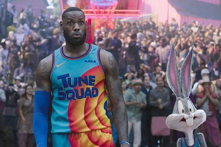 Movie review: Space Jam: A New Legacy