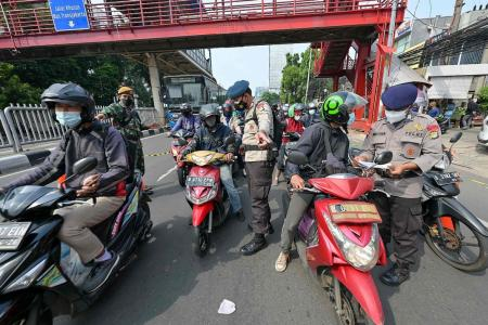 Indonesia grappling with Covid-19 'worst-case scenario': Minister