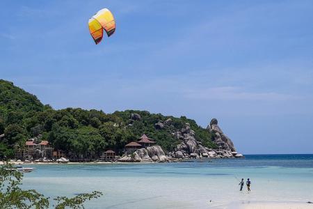 Thai islands Samui, Tao, Phangan open to vaccinated foreign tourists