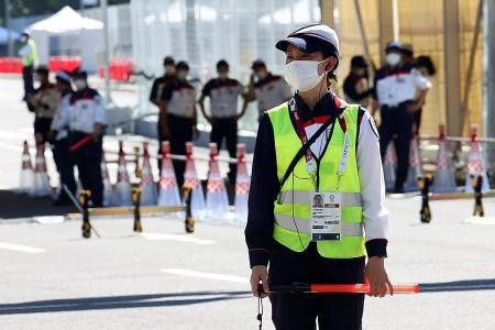 Tokyo 2020 reports first cases of athletes in village testing positive