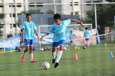 Ricken hopes to see Sailors' academy players progress to BVB set-up