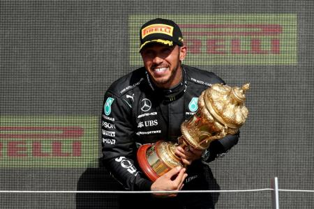 Hamilton claims 8th British GP after collision with Verstappen