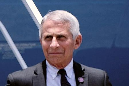 Frustrated Fauci hits out at anti-vaccination TV commentators