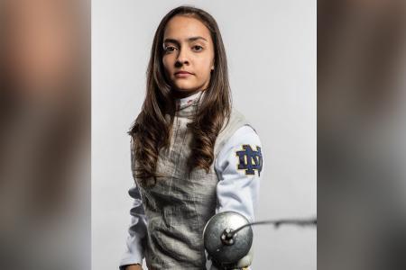 Olympics: Z marks the sport for Singapore fencer Amita Berthier