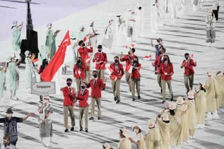 Let the Games begin: Simplicity the theme at Tokyo 2020 opening ceremony