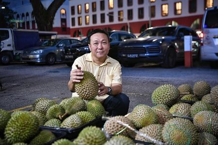 Sellers taking it further with their own durian plantations