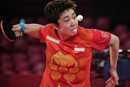 Olympics: Feng Tianwei overcomes slow start to reach round of 16
