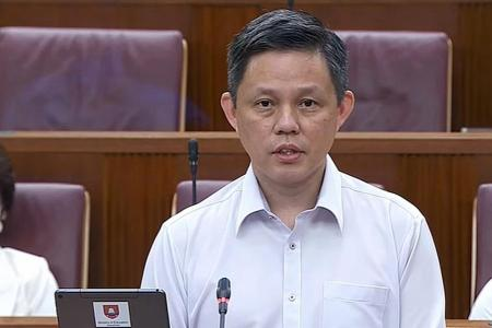 Reaching out for help is sign of strength not weakness: Chan Chun Sing