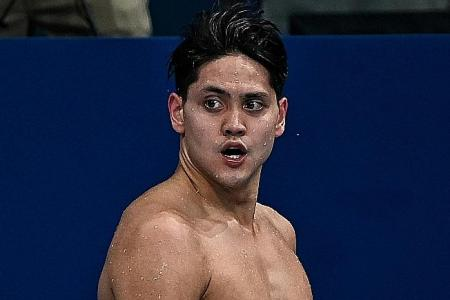 Schooling: 100m free timing a 'good reflection' on 100m fly