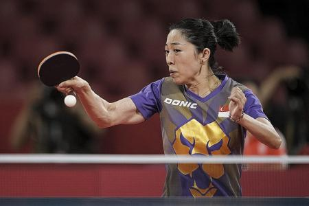 Singapore's Yu Mengyu: Nothing to lose in s-final against world No. 1