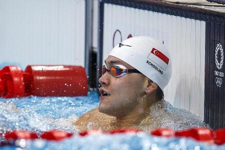 Olympics: Joseph Schooling has his work cut out in title defence