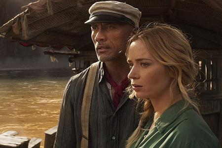 Movie review: Jungle Cruise