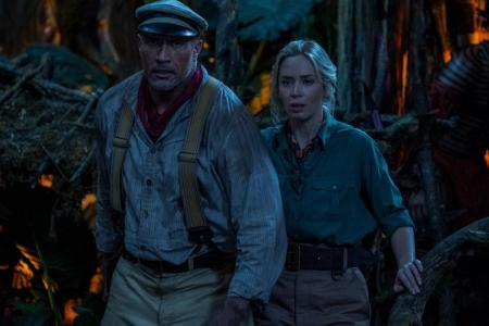 Emily Blunt inspired by Indiana Jones for Jungle Cruise role