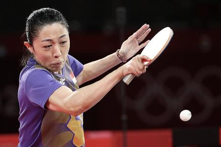 Olympics: Yu Mengyu misses out on bronze but pleased with run