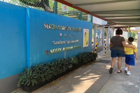 Cluster linked to Punggol Primary School grows to seven